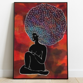 Title: Breathing Medium: DIgital Size: Various Poster Print: Available